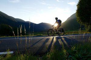 תאונת אופניים חשמליים